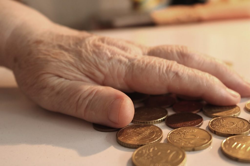 reclamar dinero