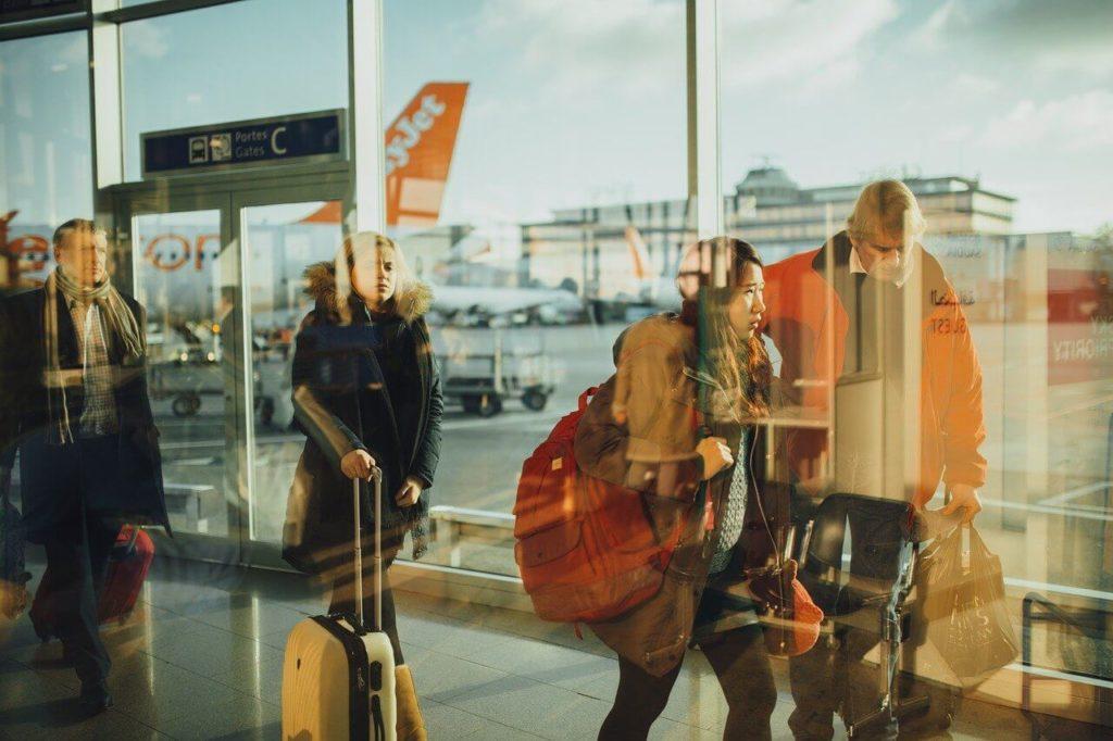 robar maleta aeropuerto